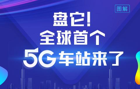 盤它!全球首個5G車站來了