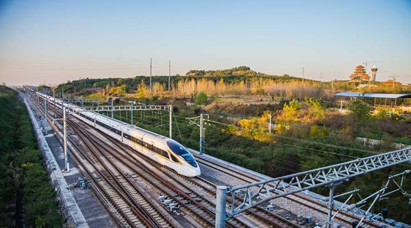 鐵路助力長三角更(geng)高質量一體化發展