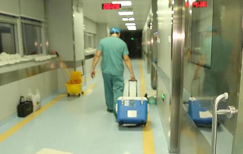 他走了,留下的器官將讓7個人重生