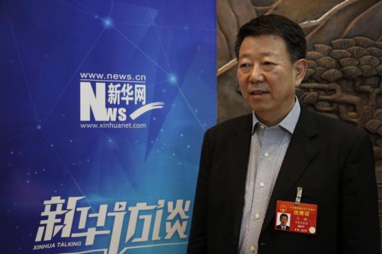 """王誠:將蚌埠打造成""""創新之城•材料之都"""""""