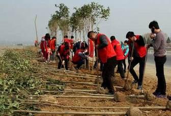合肥公布69項義務植樹活動