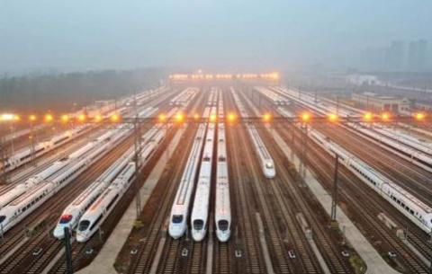 合肥發力建設國家級綜合鐵路樞紐