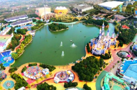發展壯大旅遊産業 方特多座新主題樂園蓄勢待發