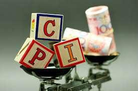 上月全省CPI同比上漲1.3%