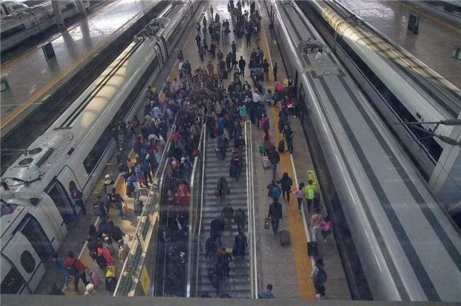 長三角鐵路4月10日起將實施新列車運行圖