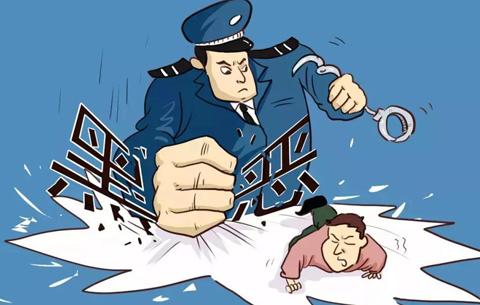 阜陽依法嚴懲組織領導參加黑社會犯罪