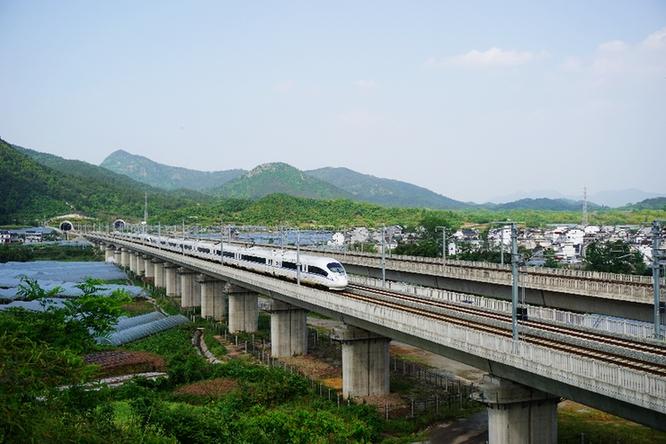高鐵帶來旅遊熱 黃山北站單日客發量創新高