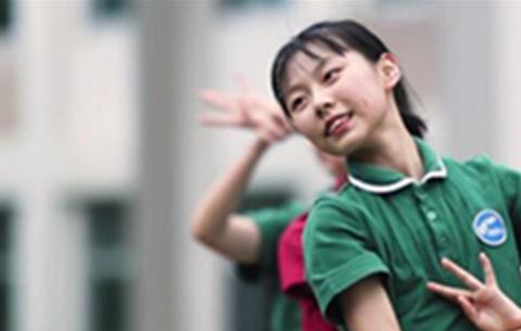 #追夢青年舞起來#快閃挑戰安徽校園篇
