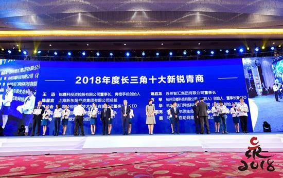 2018中國長三角青商高峰論壇