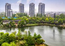 淮南市龍湖公園