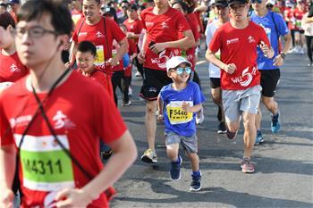 馬拉松——周末鄉間跑起來
