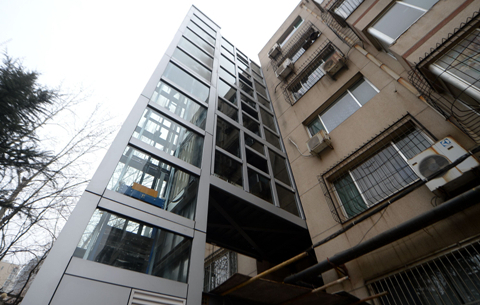 合肥既有住宅加裝電梯已有30余部建成或在施工