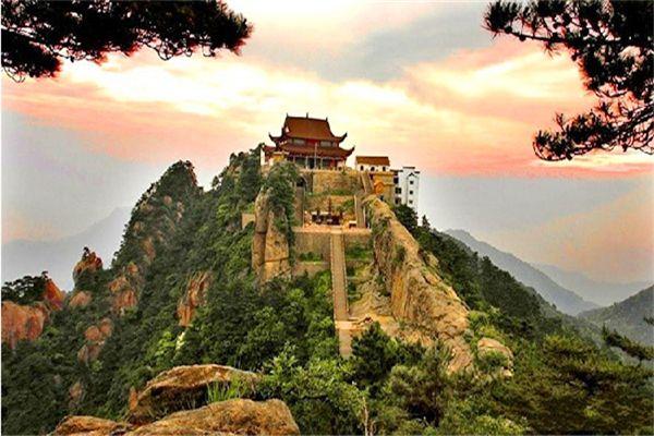 全國中高考生暑期可免票遊九華山