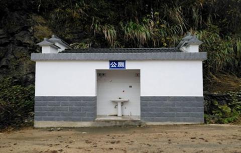 淮北今年改造22860戶農廁