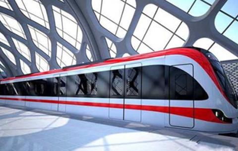 合肥地鐵5號線首列車正式開工監造 計劃年底下線