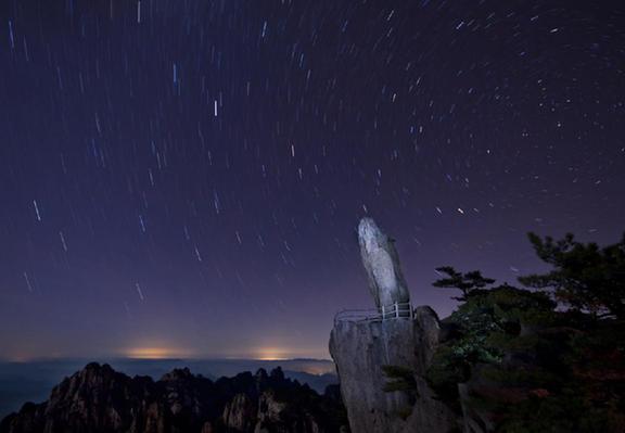 黃山旅遊:開啟仲夏星空奇緣之旅