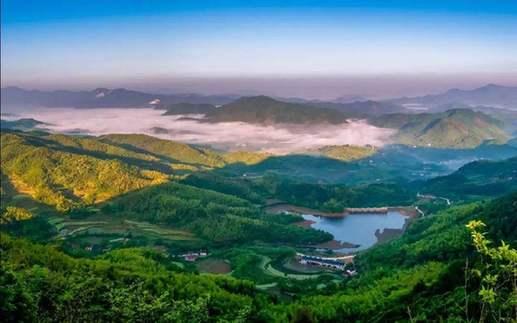 """安徽省新添24處""""避暑旅遊目的地"""""""