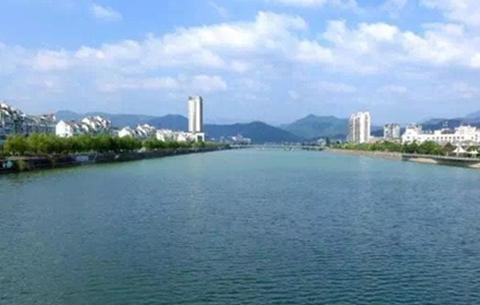 上半年安徽16市地表水質量排名公布