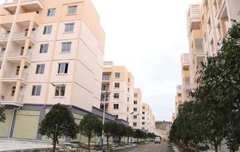 空港區高劉安置點三期房屋即將開建