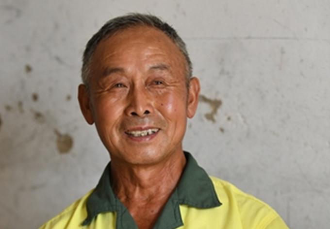"""""""竹峰鎮"""",寧國這位老環衛工的善舉感動了一座城"""