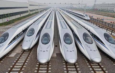安徽即將實現省轄市全部通高鐵