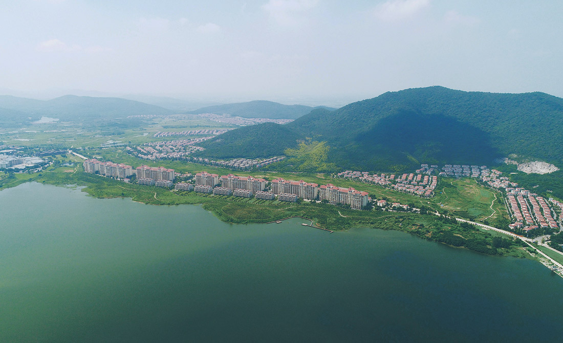 和縣如山(shan)湖(hu)