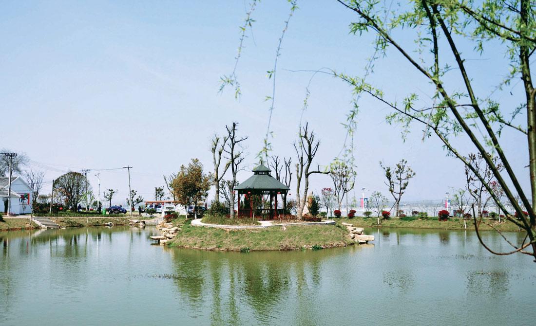 含山縣張齊村