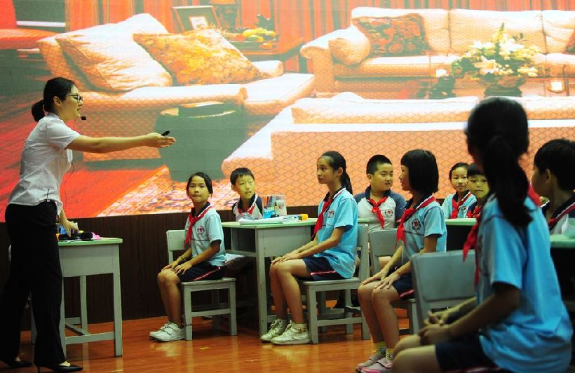 安徽舉辦性別平等教育進課堂試點工作培訓班
