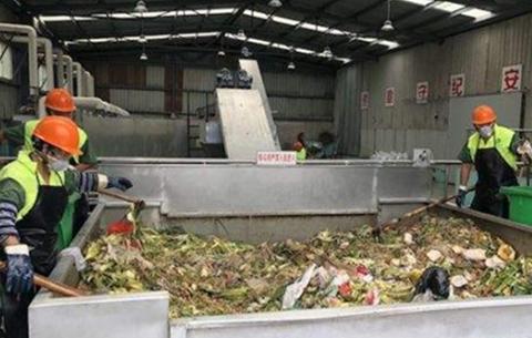 黃山城區餐廚垃圾處理全覆蓋