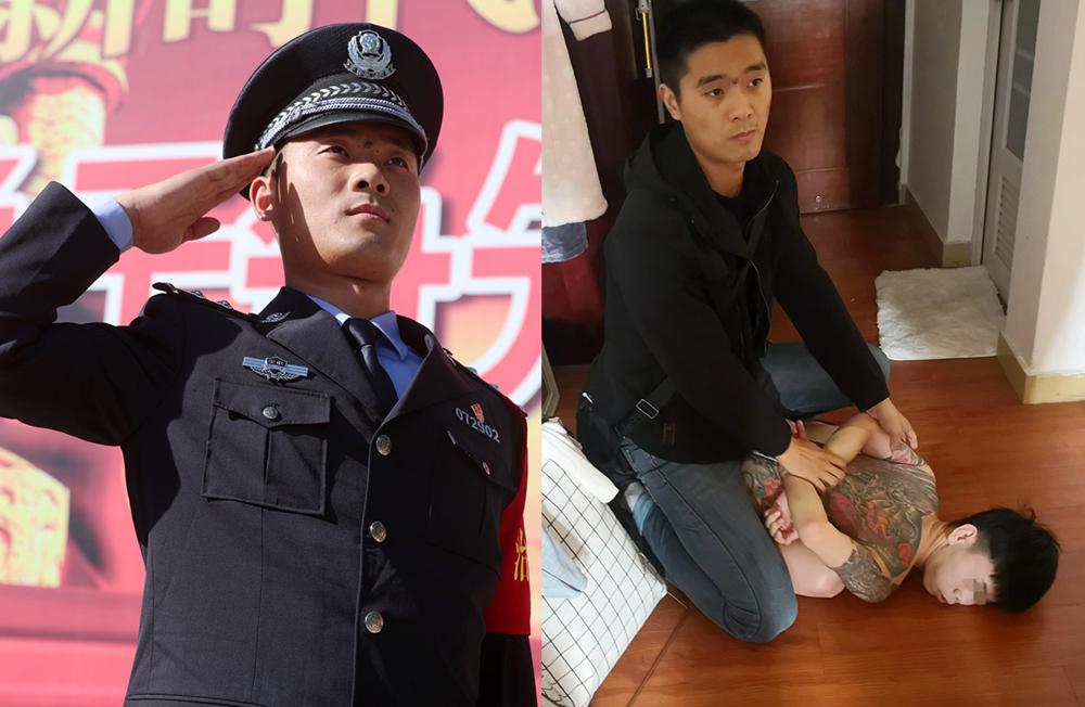 青春無悔!一名90後(hou)警察的成長故事