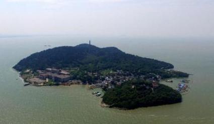 巢湖姥山島景區焦姥路改造 兩側景觀將添江淮傳統韻味