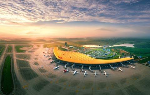 國慶長假日前三天合肥機場運行有序 客流保持高位運行