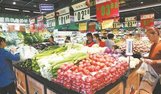 安徽:國慶消費市場秩序井然銷售旺