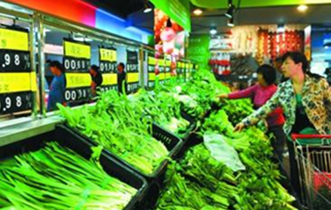 國慶期間安徽居民生活必需品價格穩定