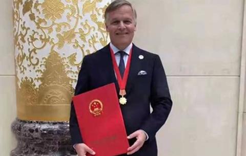 安徽3名外國專家獲中國政府友誼獎