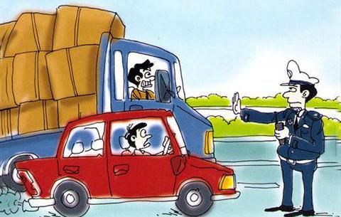 安徽:交通違法行為較多運輸企業被曝光
