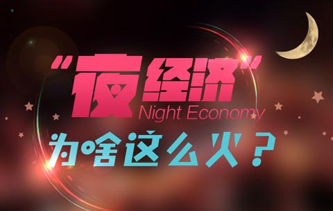 """""""夜經濟""""為啥這麼火?"""