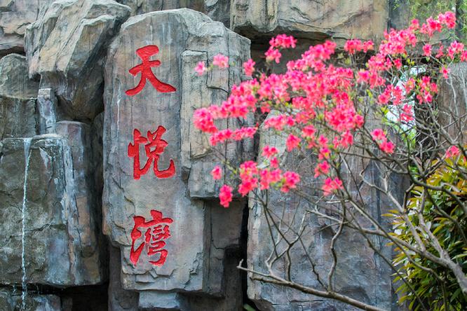 第四屆中國岳西天悅灣溫泉旅遊文化月啟幕