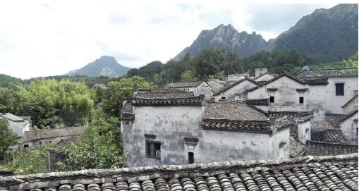 """績(ji)溪(xi)鄉(xiang)村(cun)游 好風景如何(he)變(bian)"""" 好men) """""""