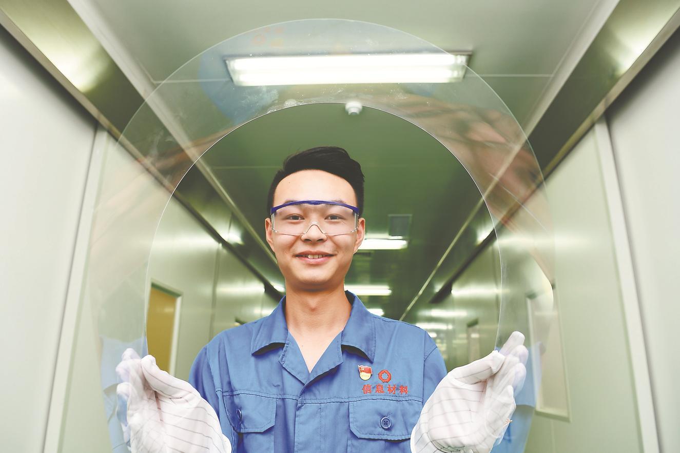超薄玻璃具有良好的韌性