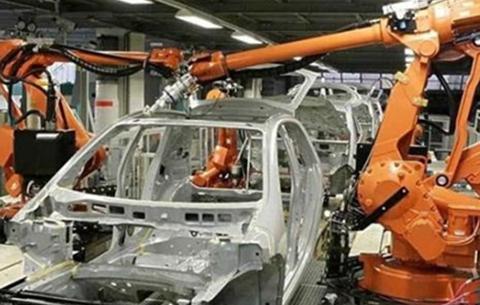 安徽:工業機器人産量增長率連續三年超過30%