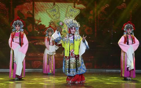 第十二屆安徽國際文化旅遊節開幕