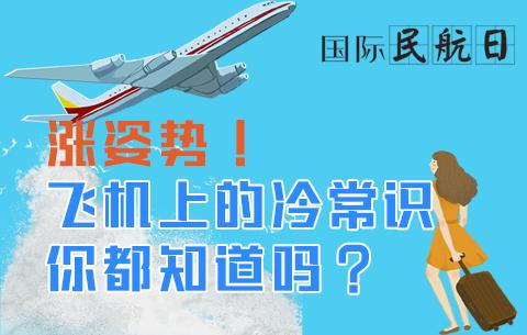 國際民航(hang)日漲qin)zi)勢!飛機上(shang)的冷常識你都(du)知道嗎?