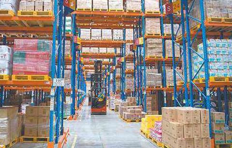 11月安徽省物流業景氣指數為58.9%