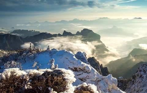賞(shang)雪,我們(men)是認真(zhen)的(de)!打卡這(zhe)些美到極致的(de)雪景