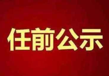 滁州發布17名處級幹部任前公示