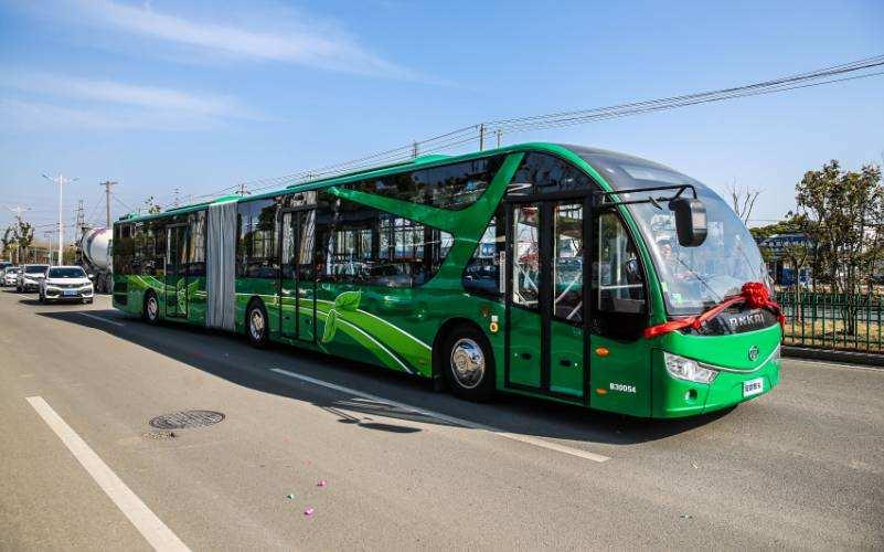 合肥由第三方考核公交車運營質量