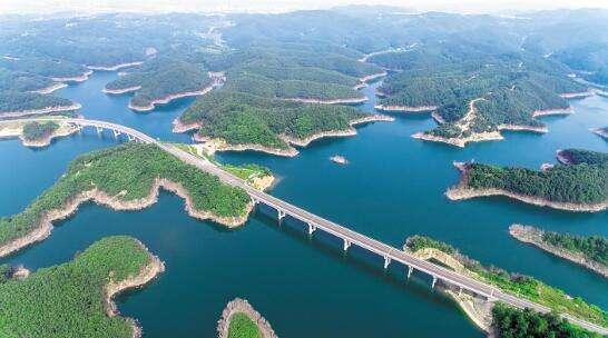 南水北調全線通水五周年 有效治理安徽省26塊洼地