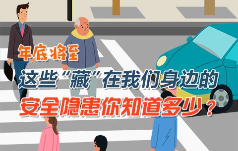 """年底將(jiang)至,這些""""藏""""在我(wo)們身邊的安全隱患你知道多少?"""
