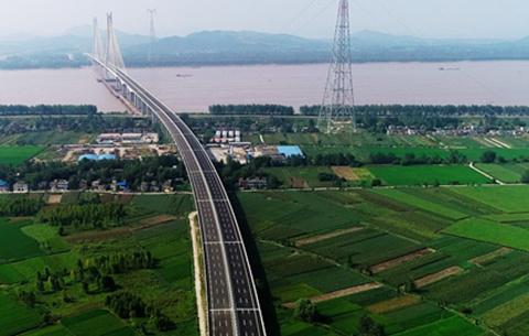 一分鐘俯瞰皖江之橋